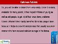 calcium video