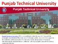 panjab university video