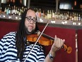 violin video