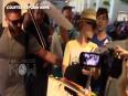 igi airport video