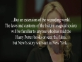 jk rowling video