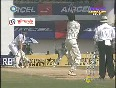 rahul dravid and ishant sharma video