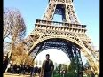 eiffel tower of paris video