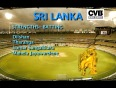 cricket sri lanka video