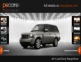 land rover range rover video