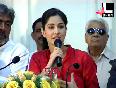 congress chief sonia gandhi video