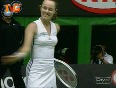 martina hingis video