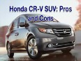 honda crv video