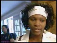 serena williams video