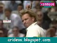 shane warne video