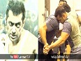 Salman Khan TRAINS for Sultan