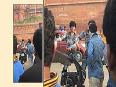 Shahrukh Khans FAN on location pics
