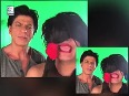 shahrukh video