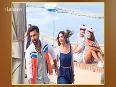 Ranbir Deepika SPOTTED hand in hand