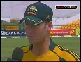 micheal clarke video