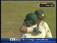 ashes test video