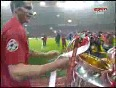 uniteds champions league video