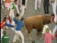 bull run video