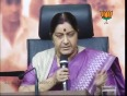 opposition leader sushma swaraj video