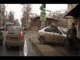 bus stop video