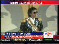king of pop video