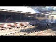 city railway station video