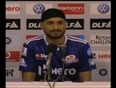 kolkata knight riders and mumbai indians video