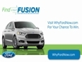 ford fusion video