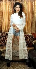 Actress Srishti Sharma red hot glamorous photo shoot