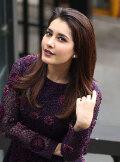 Raashi Khanna Photoshoot in Purple