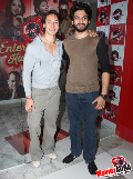 Tiger Shroff promote Zindagi Aa Raha Hoon Main at FEVER 104 FM Radio
