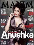 Anushka Sharma Maxim India