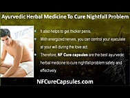 Ayurvedic Herbal Medicine To Cure Nightfall Problem Safely And
