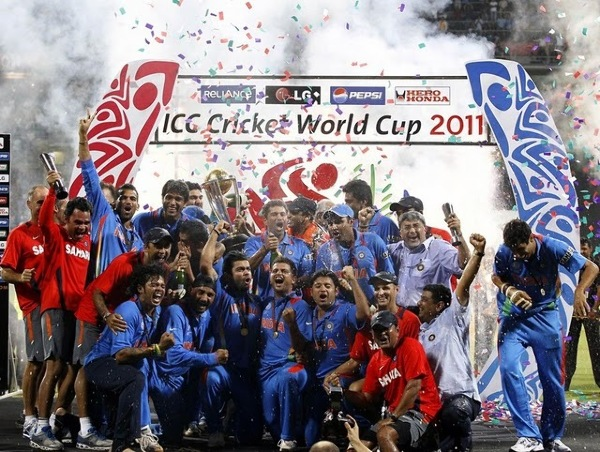 world cup 2011 champions. team india world cup 2011