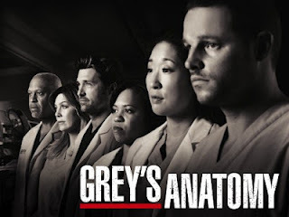 Grey's Anatomy Season 9 Episode 15 - Broadcasting my thoughts