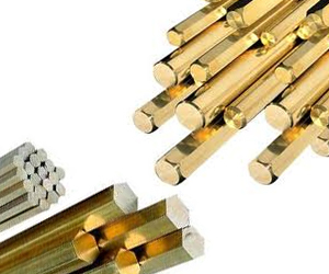 brass etruded rod