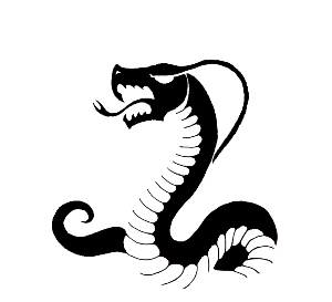 Snake Tattoo Tribal Design