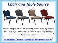 Buy Your Most Desirable Banquet Chair of Larry Hoffman