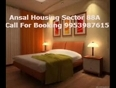 9953987615 Ansal Sector 88A Ultra Luxurious Residential Appartments