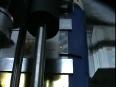 Label batch printing machine