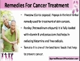What Is The Best Herbal Remedies For Cancer Treatment