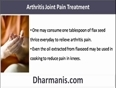 Fast And Effective Arthritis Joint Pain Treatment And Herbal Remedies