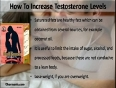 Natural Ways to Increase Testosterone Levels In Men Fast And Safely