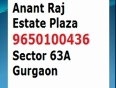 9650100436 anantraj commercial-&gt  PLACEsector 63a gurgaon