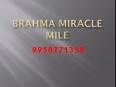 Call NISHA MEHTA 9958771358 Brahma Sector 60   Commercial Brahma Miracle Mile