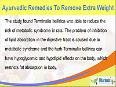 Ayurvedic Remedies To Remove Extra Weight Naturally