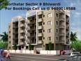 ( 09650019588 ) Flats in Sector 9 Bhiwadi By BDI Group