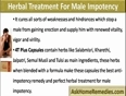 Best Anti Impotence Remedy, Herbal Treatment For Male Impotency