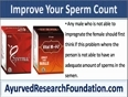 Having Trouble Conceiving  A Healthy Way To Improve Your Sperm Count