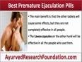 Best Premature Ejaculation Pills Unbiased Comparison and Reviews